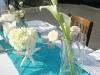 shells-theme wedding centerpices