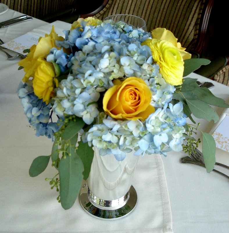 Mixed garden centerpieces perfect for easter or mother s