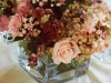 Mixed Garden Look in Cube with lots of texture