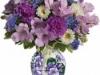 Sweet Violet Bouquet