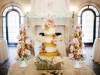 Gorgeous Wedding Cake by Center Ring Cakes