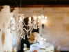Crystal Chandelier Inside Powel Crosley Great Room