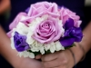 bridesmaids-bouquet-of-hydrangea-roses-lizanthus