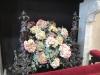 CaDZAN hearth-with-antique-hydrangea