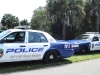 palm-beach-cop-cars for the movie Parker