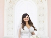 Bride in Ringling Courtyard