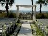 Ritz Carlton Wedding canopy Sarasota