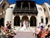 Powel Crosley Estate, bride and groom