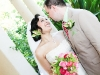 Powel Crosley Estate, Powel Crosley Estate, bride and groom with bridal bouquet