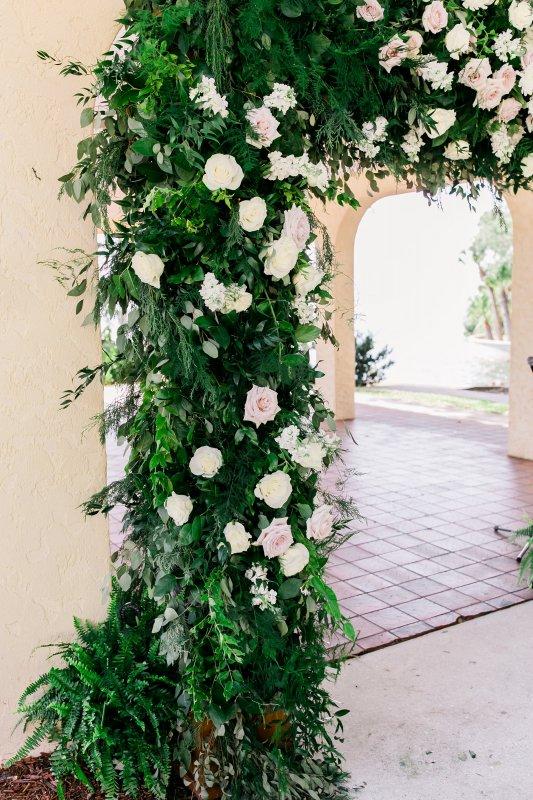 Garden Arch Detail