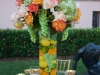 Ringling Courtyard wedding centerpieces