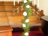 Wedding candelabrum-first presbyterian Sarasota,
