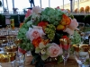 Wedding Centerpiece at Ringling Courtyward