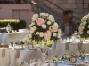 Guest Tables with Elevated Arrangements