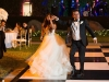 Father Daughter Dance at the Ringling Courtyard