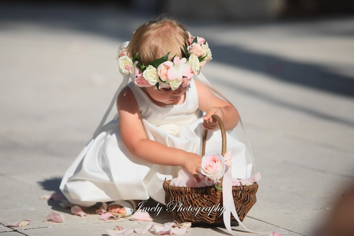 Halo for Flower girl