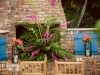 Tropical Arrangements with Lanterns