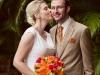Tropical Colorful Bridal Bouquet