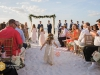 Ceremony Arch on the Beach