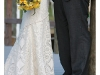 audrey snow garden bridal bouquet