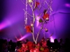 manzanita-centerpiece-hot-pinks