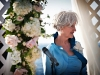 wedding arch Ringling CaDZan