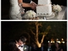 cake-cutting- Ritz Carlton wedding