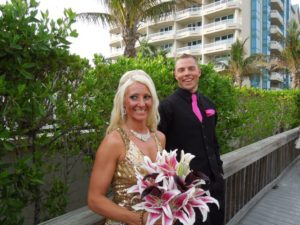 Destination Wedding at Lido Beach