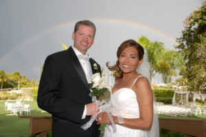 Dazzling Longboat Key Club Wedding